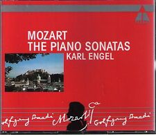 MOZART: THE PIANO SONATES | KARL ENGEL | CD 4 - 6