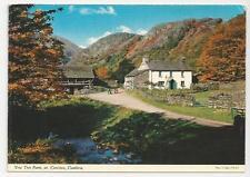 John Hinde Original Postcard, Yew Tree Farm, Nr Coniston, Cumbria - Posted 1978