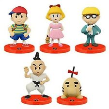 Takara Tomy EarthBound Stand Figure Set of 5 (from japan)