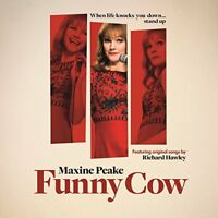 Richard Hawley Ollie Trevers - FUNNY COW ORIGINAL MOTION PICTURE SOUNDTRACK [CD]