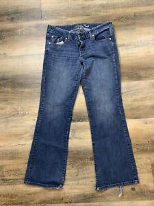 American Eagle Favorite Boyfriend Stretch Jeans Womens Size 12 (34x31)
