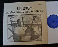 Bluegrass LP Bill Lowery Davis Unlimited 33008 Bald Headed Mandolin Picker