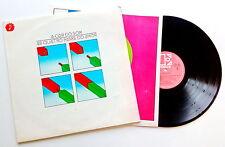 A Cor Do Som As Quatro Fases Do Amor LP 1983 Portugal Novos Baianos Jazzy Funk