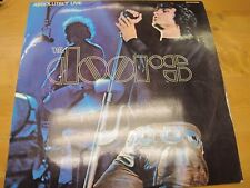 "EKS 9002 DE 12"" 33RPM 1970 THE DOORS ""ABSOLUTELY LIVE"" GOLD LABEL EX++ STEREO"