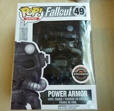 Funko Pop! Fallout 49 Power Armor, Game Stop Exclusive