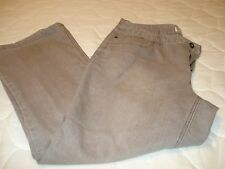 Christopher& Banks Ladies' Stretch Jeans size 14P    Tan