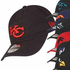 New Era 9Twenty Strapback Cotton Cap - ELEMENTAL NFL Teams