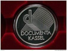 """10 Euro - Deutschland - 2002 Silber  in Polierte Platte """" Kunstausstellung Docum"""