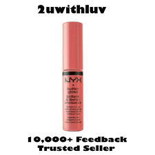 NYX COSMETICS BUTTER LIP GLOSS APPLE STRUDEL BLG08 NEW & SEALED