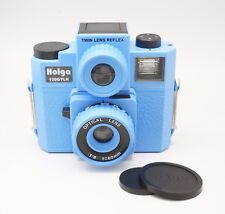 Holga 120GTLR Blue Medium Format Film Camera Twin Lens Reflex (discontinued)