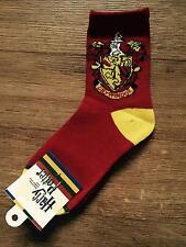 Harry Potter Hogwarts Gryffindor Haus Socken Unisex Kinder Kinder Rot Weasley
