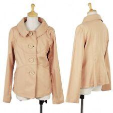 Jocomomola Big button switching design jacket Size 42(K-46840)