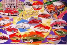 LEADSLEDS ROBERT WILLIAMS POSTER LOWBROW ART ROBT R