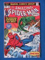 Amazing Spider-man #145, VF+ 8.5, Clone Saga, Marvel Value Stamp Intact