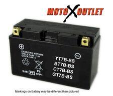 Suzuki DRZ 400 DRZ400 Battery YT7B-BS 12 Mon Warranty YT7BBS
