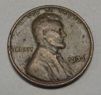 1932 Lincoln Wheat Cent in Average Circulated Condition   DUTCH