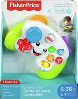 Fisher-Price - Game & Learn Controller - Infant Developmental Toy
