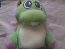 13 inch Dragon Plush Green Toy