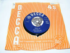 "Mike   Preston   Marry   Me    /   Girl   Without   A   Heart   1961   7""  Vinyl"