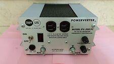TRIPPLITE POWERVERTER PV-500-FC DC TO AC INVERTER tested