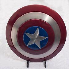 [Metal] Captain America Metal Shield 1/1 FULL Metal Prop Replica with Stand