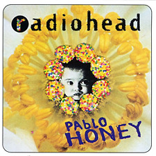 RADIOHEAD-PABLO HONEY-JAPAN CD C68