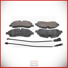 Brake Pads Shoes Front For Ford Transit Custom Box 2.2 TDCI