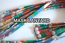 LANYARD - Mask Lanyard, Mask Holder, Face Cover Necklace, TYPE C, KIDS size