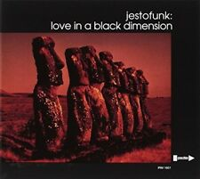 Jestofunk - Love In A Black Dimension [New CD] Italy - Import