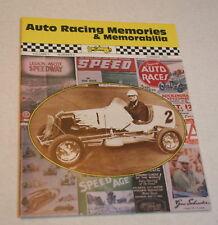 AUTO RACING MEMORIES & MEMORABILIA VOL. 1 NUM. 4 FALL 1982 MIDGETS PORTLAND