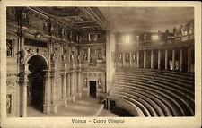 Vicenza Italien Italy Venetien ~1920/30 Teatro Olimpico Theater Theatre Building