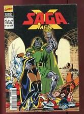 RELIURE SAGA X-MEN N°18 (N°19-20). SEMIC. 1995.