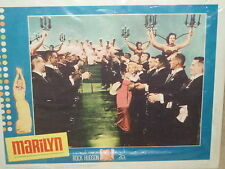 """Marilyn"" Lobby Card starring Marilyn Monroe."