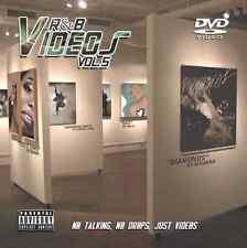 R&B VIDEOS VOL. 5 (DVD) - CHRS BROWN-BIG SEAN-KELLY ROWLAND-LIL WAYNE-RIHANNA