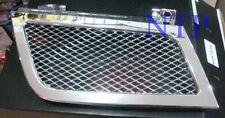 FRONT GRILL NET CHROME SPORT for MITSUBISHI L200 TRITON ML UTE PICKUP 06 07 08