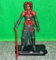 Star Wars Expanded Universe DARTH TALON Action Figure - USED