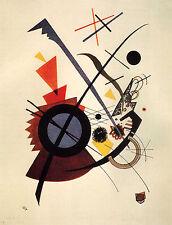 Kandinsky #27 cm 70x100 cm Stampa su Carta Fotografica Opaca Matt, Papi Arte