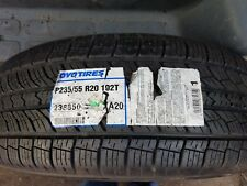 One NEW  Toyo Proxes A20  235 55 20  8-9/32 Tread  F1033
