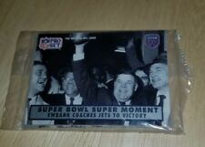 Vintage 1990 sealed Football Trading card set Super Bowl NFL Pro Collectors New