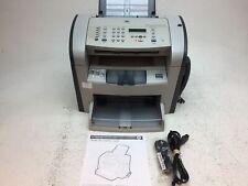 HP LaserJet M1319F Multifunction Printer w/ Toner CB536A 171 PC w/Handset Tested