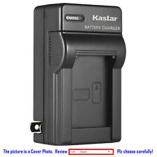 Kastar Battery Wall Charger for Canon LP-E10 LC-E10 & Canon EOS Rebel T7 DSLR