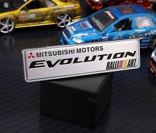 Car-styling Evolution Auto Sticker Emblem Decal Badge for Mitsubishi Lancer