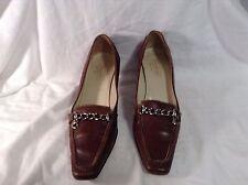 Coach Vintage Heels Loafers Madaleine K3 Sz 7B 7 B Some Wear Cute