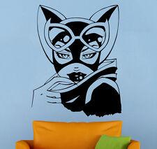Catwoman Wall Sticker Vinyl Decal Comics Superhero Atr Home Wall Decor (018cw)