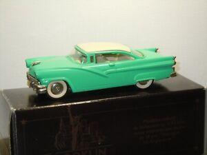 1956 Ford Fairlane 2 Door Victoria - Brooklin Models BRK23 1:43 in Box *52271