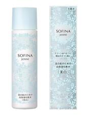 [SOFINA JENNE] High Moisture WHITENING Lotion Facial Toner 140ml JAPAN NEW