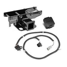 Jeep Receiver Hitch Kit W/Harness W/Jeep Logo Plug 07-17 Wrangler Jk  X11580.52