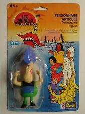 Les Mondes Engloutis - Figurine Vintage - Maxagaze - Ceji / Revell 1985