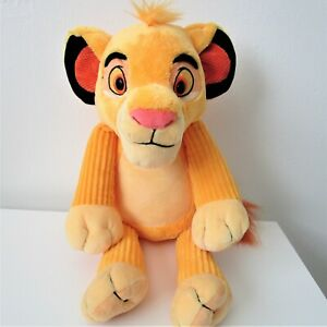 "Scentsy Buddy Simba Disney Lion King Plush No Scent Pack 16"" Stuffed Animal"