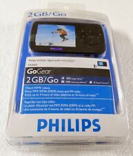 Philips SA6025  2GB Flash Audio Video Player